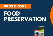 Pros and Cons of Food Preservation