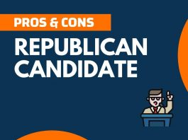 Pros and Cons of Republican Candidate