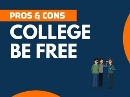 Pros and Cons of College Be Free