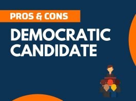 Pros and Cons of Democratic Candidate