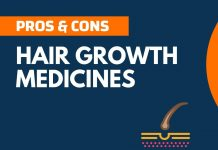 Pros Cons of Hair Growth Medicines