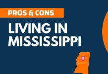 Pros and Cons of Living in Mississippi
