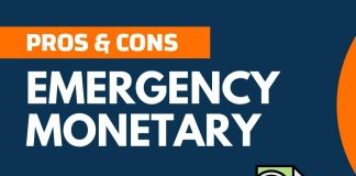 Pros Cons of Emergency Monetary Relief