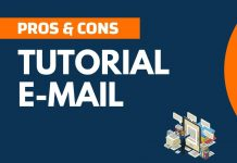 Pros and Cons of Tutorial E Mail
