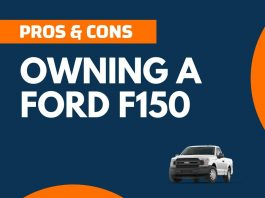 Pros and Cons of Owning a Ford F150