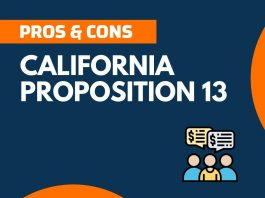 Pros and Cons of California Proposition 13