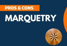 Pros and Cons of Marquetry