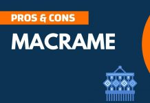 Pros and Cons of Macrame