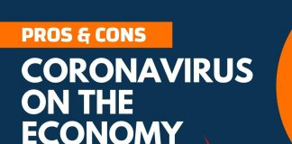 Pros and Cons of the Coronavirus on the Economy