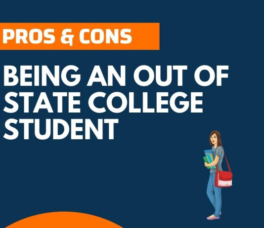 Pros and Cons of Being an Out of State College Student