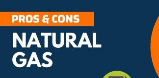 Pros Cons of Natural gas