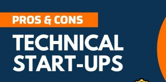 Pros and Cons of Technical Start Ups