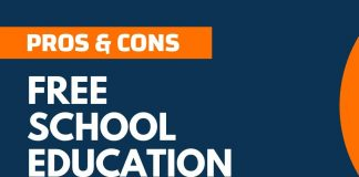 Pros Cons of Free School Education