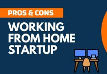 Pros and Cons of Working from Home StartUp