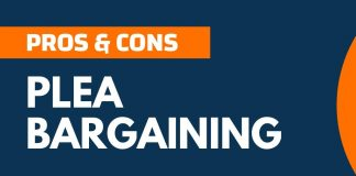 Pros and Cons of Plea Bargaining