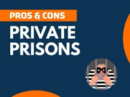 Pros and Cons of Private Prisons