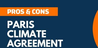 Pros and Cons of Paris Climate Agreement