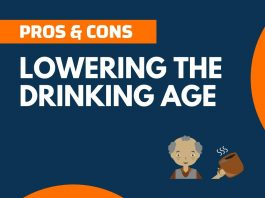 Pros Cons of Lowering the Drinking Age