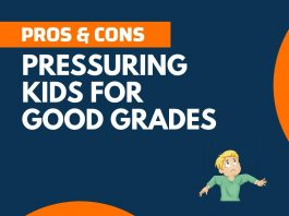 Pros and Cons of Pressuring Kids for Good Grades