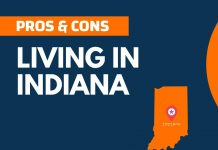 Pros and cons of living in Indiana