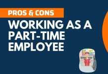 Pros and Cons of Working as a Part Time Employee