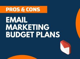 Pros Cons of Email Marketing Budget Plans
