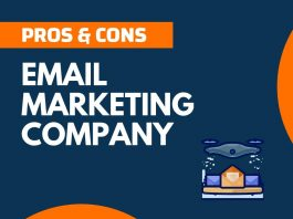 Pros and Cons of Email Marketing Company