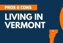 Pros and Cons of living in Vermont