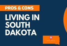Pros and Cons of living in South Dakota