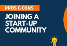 Pros and Cons of Joining a Start Up Community
