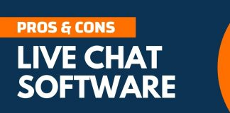 Pros and Cons of Live Chat software