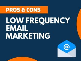 Pros Cons of Low Frequency Email Marketing
