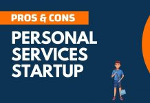 Pros and Cons of Personal Services Startup