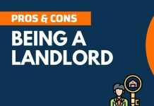 Pros Cons of Being a Landlord