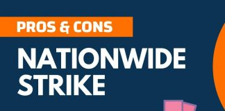 Pros and Cons of Nationwide Strike
