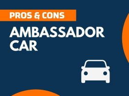 Pros and Cons of Ambassador Car