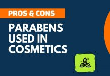 Pros and Cons of Parabens Used In Cosmetics
