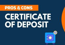 Pros and Cons of Certificate of Deposit