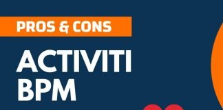Pros and Cons of Activiti BPM