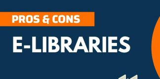 Pros and Cons for E Libraries
