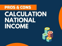 Pros and Cons of Calculation National Income