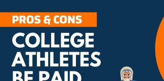 Pros and Cons of College Athletes Be Paid