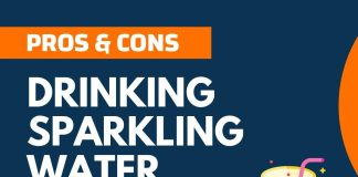 Pros and Cons of Drinking Sparkling Water