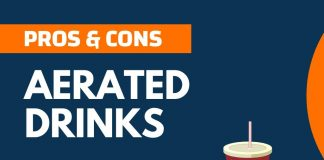 Pros and Cons of Aerated Drinks