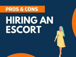 Pros and Cons of Hiring an Escort