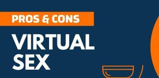 Pros and Cons of Virtual Sex