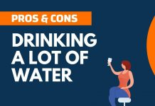 Pros and Cons of Drinking a Lot of Water