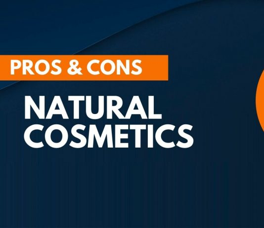 pros and cons of natural cosmetics