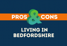 Pros and Cons of living in Bedfordshire