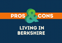 Pros and cons of living in Berkshire